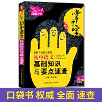 掌中宝 初中语文基础知识与要点速查
