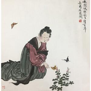 徐乐乐《故园》著名画家