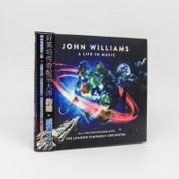 正版 约翰・威廉姆斯:电影音乐人生专辑CD+歌词本
