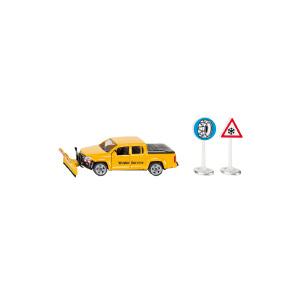 [当当自营]siku 德国仕高 1:50 大众铲雪车 合金车模玩具 U2546