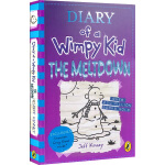 小屁孩日记13 英文原版 Diary of a Wimpy Kid 13 精装 The Meltdown 杰夫金尼 J
