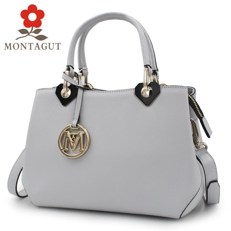 梦特娇Montagut 女包欧美时尚手提包女士单肩包斜挎包女士包包