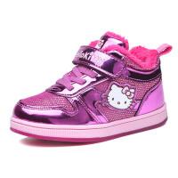 【每满200减100】HelloKitty女童鞋儿童棉鞋季新款运动鞋小童学生女孩板鞋