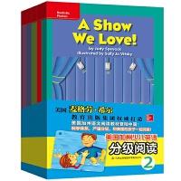 美国加州少儿英语分级阅读2 儿童英语启蒙书籍3-6岁早教入门 美国小学教材幼儿园小学生一年级英语绘本自然拼读口语听说带