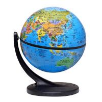 博目地球仪:11cm中英文政区地球仪(单支点万向支架)