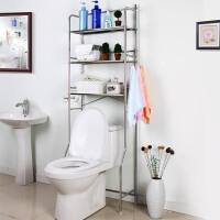 维艾 马桶架子不锈钢浴室厨房置物架收纳储物沥水架