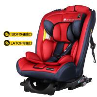 车用安全座椅0-3-4-12岁婴儿宝宝儿童可坐躺硬接