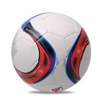 新款足球比赛足球西甲足球西甲联赛足球 杯专用场地足球校园友谊比赛足球 红色 红色