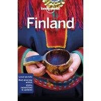 【现货】英文原版 Lonely Planet Finland 孤独星球系列旅行指南:芬兰9781786574671