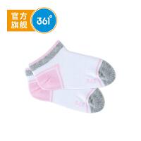 【双12折到手价:6】【线下同款】361度童袜 儿童平板短袜 中大童 冬季新品K11841301