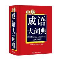 华语教学:中华成语大词典口袋本