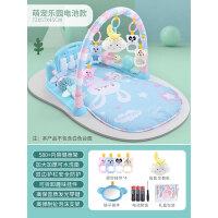 1qh婴儿玩具新生手摇铃早教0-1岁宝宝儿童益智幼儿男孩3女孩12个月