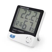 品益HTC-1 家用 电子温度计 室内温湿度计 湿度计 温度湿度计