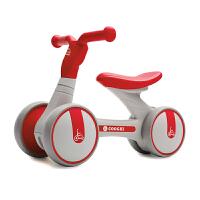 【满199立减100】【当当自营】酷骑COOGHI COCO酷克儿童滑行车 学步车 圣诞红