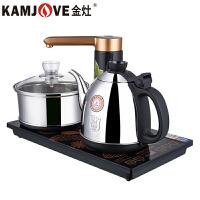 金灶(KAMJOVE) K9 全智能上水电茶壶自动茶具套装 整套茶具泡茶机