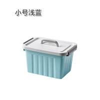 塑料大号收纳箱家用带盖衣柜玩具储物箱子手提式衣物收纳盒整理箱