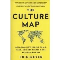 【预售】英文原版 文化地图:解读不同文化背景下人们如何思考、领导和完成工作 The Culture Map 职场心理学