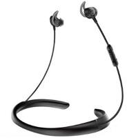 Bose博士 QC30无线耳机入耳式 蓝牙耳麦 智能降噪QuietControl 30 黑色