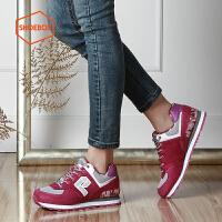 SHOEBOX/鞋柜新款女鞋 学生板鞋少女厚底运动鞋