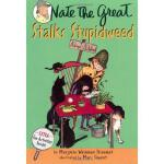 【英文原版】Nate the Great Stalks Stupidweed了不起的小侦探内特#9