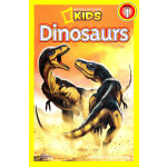 National Geographic Readers, Level 1: Dinosaurs 美国《国家地理》杂志-儿童科普分级阅读,第1级:恐龙 ISBN 9781426307751