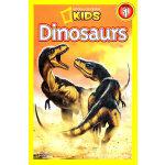 National Geographic Readers, Level 1: Dinosaurs 美国《国家地理》杂志-