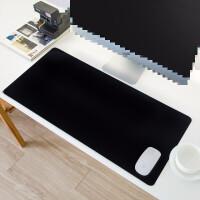 加热鼠标垫超大号女生可爱卡通桌垫学生电脑办公室暖手发热暖桌垫