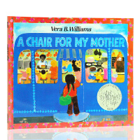A Chair for My Mother 25th Anniversary Edition [Paperback]