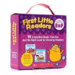 Scholastic 小小读者分级阅读 英文原版 First Little Readers Parent Pack: