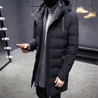 男士外套冬季棉衣2019新款韩版冬装羽绒棉服修身潮流帅气冬天棉袄