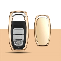 奥迪钥匙包专用于A6L A4L A5 A7 A8L Q5 S5汽车钥匙保护套/壳