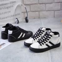 环球棉鞋女冬季保暖加绒韩版新款短靴学生休闲女鞋百搭雪地靴