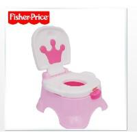 费雪 宝宝便携嘘嘘乐 婴儿坐便器便盆 儿童坐便器马桶W4106W4119