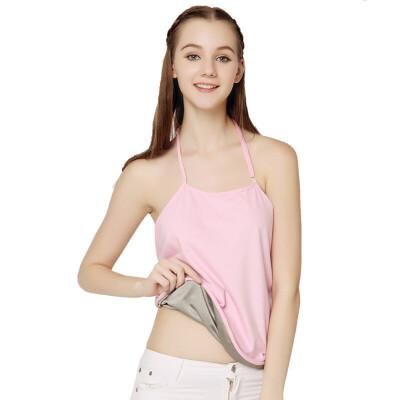 防辐射服孕妇装防辅射服防辐射衣服银纤维防辐射肚兜内穿g8w 优选材质 舒适 柔软
