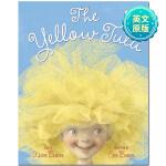 The Yellow Tutu 黄色小裙子 英文儿童书籍童书儿童趣味读物
