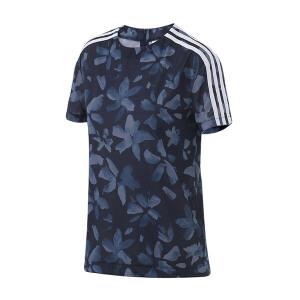 adidas阿迪达斯NEO2018运动服女服短袖T恤CD1269