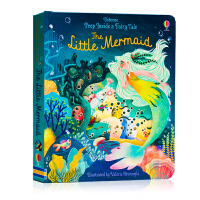 Usborne出品 小美人鱼 Peep Inside a Fairy Tale The Little Mermaid