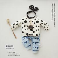 婴儿童装连帽套头卫衣0-1-2岁3男童女童春秋季1潮款8长袖秋季上衣