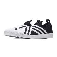 adidas阿迪达斯三叶草女子休闲鞋SUPERSTAR杨幂同款休闲板鞋一脚蹬AC8582