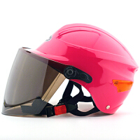 诺曼 摩托车头盔 电动车头盔安全帽 男女通用夏季头盔