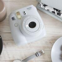 FUJIFILM 相机Instax mini9c 烟灰白