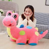 恐龙毛绒玩具大号生日礼物女生可爱男孩抱枕布娃娃玩偶霸王龙公仔