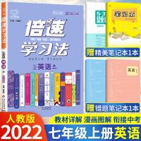 倍速学习法七年级上册英语教材解读人教版