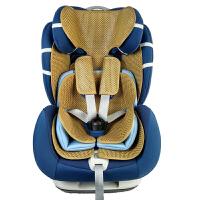 宝贝太空城堡儿童汽车安全座椅凉席铠甲舰队PLUS冰丝凉席坐垫 小长城冰藤 整体款 其它 太空城堡