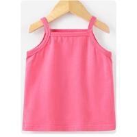 女宝宝夏装1-2岁6个月4婴儿打底衣服夏季小童上衣3-5女童吊带背心