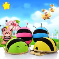 小蜜蜂书包儿童幼儿背包1-2-3岁宝宝双肩包可爱卖萌包卡通韩版
