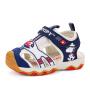 史努比宝宝凉鞋男1-3岁防滑软底男童凉鞋