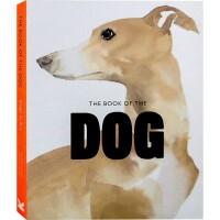 【英文版】THE BOOK OF THE DOG dogs in art 以狗为主题的世界名画书籍