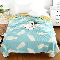 六层四层纱布毛巾被单双人盖毯床单空调夏凉被四季款