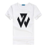 20180320173613167华盛顿奇才队队服 2号沃尔篮球纪念版短袖衫 情侣定制T恤